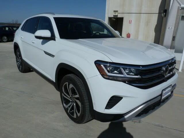 2021 Volkswagen Atlas Cross Sport 2.0T SEL Premium 4Motion AWD