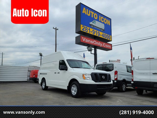 2018 Nissan NV Cargo 2500 HD SV with High Roof