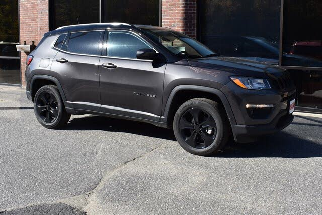 2021 Jeep Compass Altitude 4WD