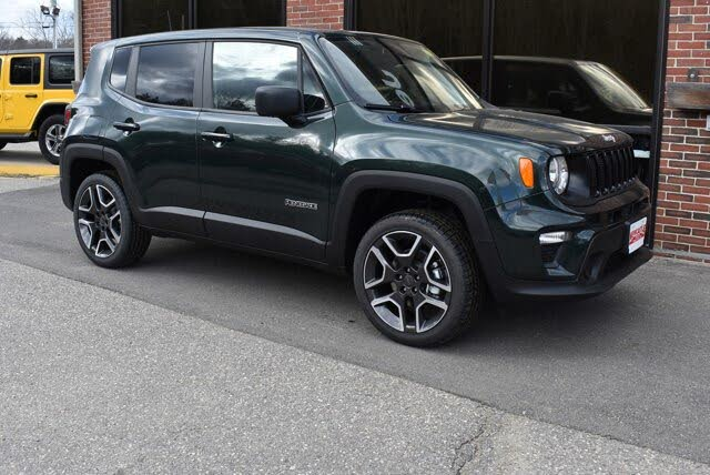 2021 Jeep Renegade Jeepster 4WD