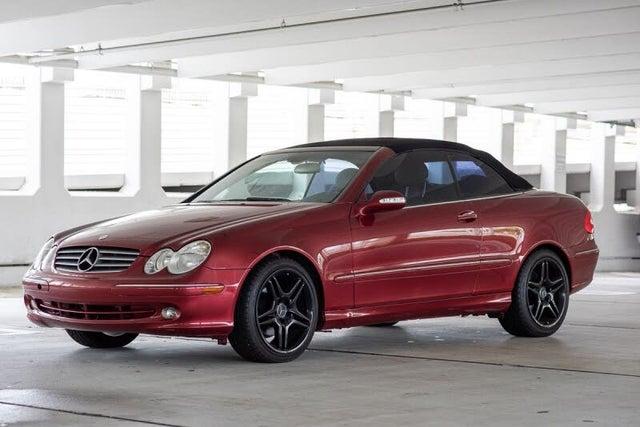 2005 Mercedes-Benz CLK-Class CLK 320 Cabriolet