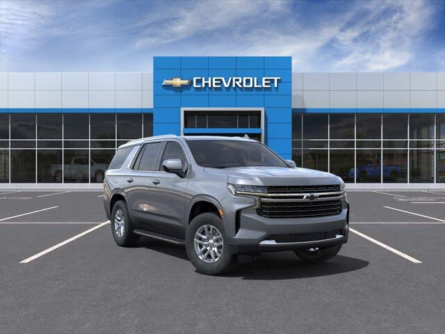 2021 Chevrolet Tahoe LS 4WD