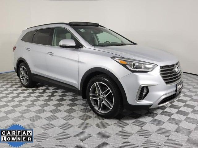 2018 Hyundai Santa Fe SE Ultimate AWD
