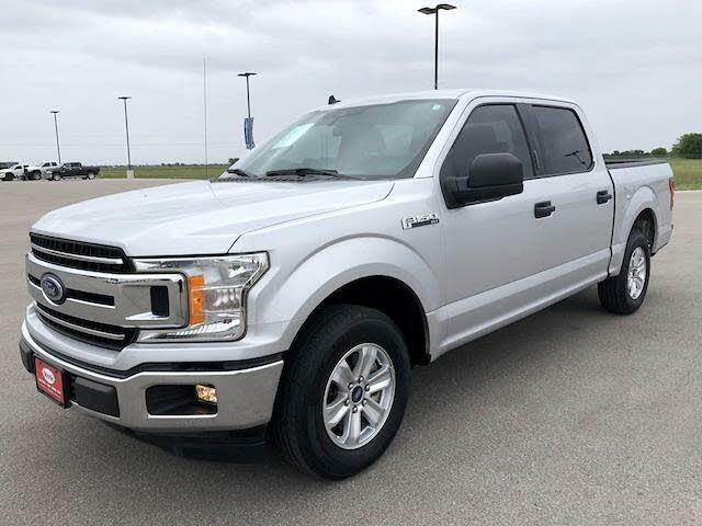 2019 Ford F-150 XLT SuperCrew RWD