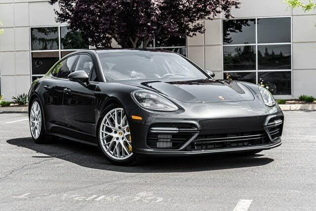 2020 Porsche Panamera Turbo AWD