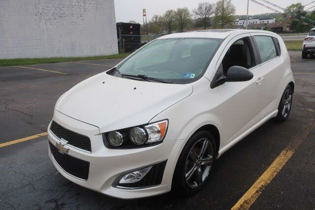 2015 Chevrolet Sonic RS Hatchback FWD