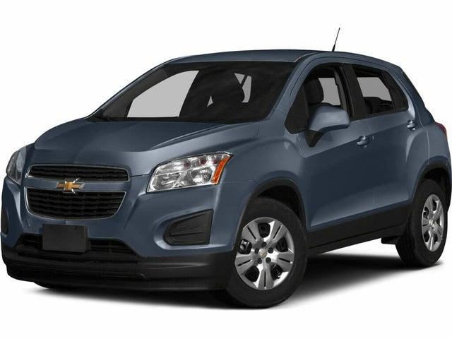 2013 Chevrolet Trax 1LT FWD