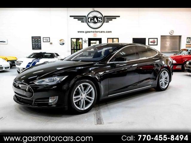 2015 Tesla Model S 70D AWD