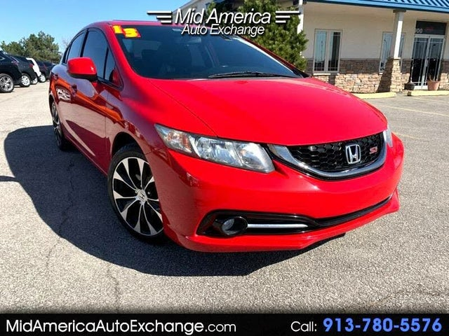 Used Honda Civic Si For Sale With Photos Cargurus