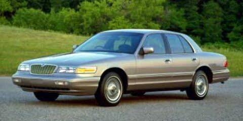 1997 Mercury Grand Marquis 4 Dr GS Sedan