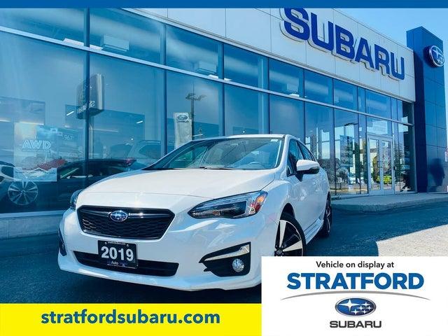 2019 Subaru Impreza 2.0i Sport-tech Sedan AWD with EyeSight Package