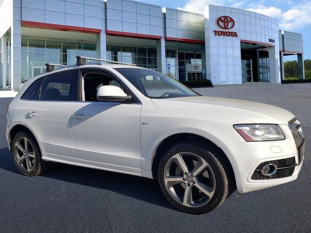 2015 Audi Q5 3.0T quattro Premium Plus AWD
