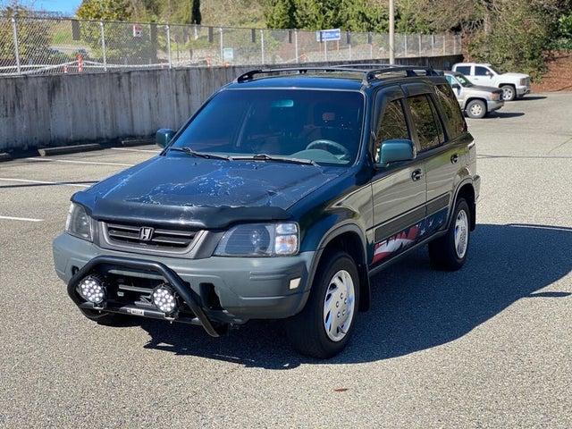 2001 Honda CR-V EX AWD