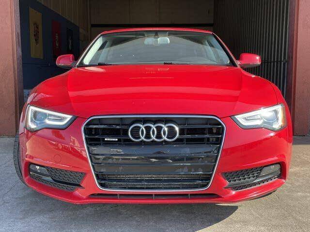 2013 Audi A5 2.0T quattro Premium Plus Coupe AWD