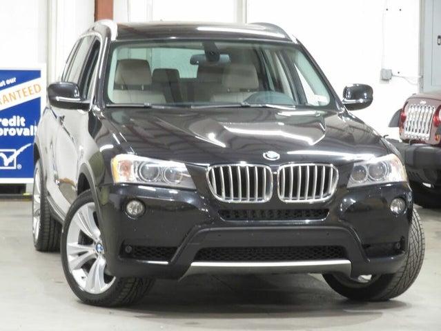 2011 BMW X3 xDrive35i AWD