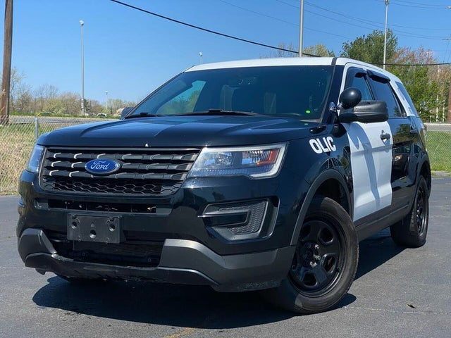 2017 Ford Explorer Police Interceptor AWD