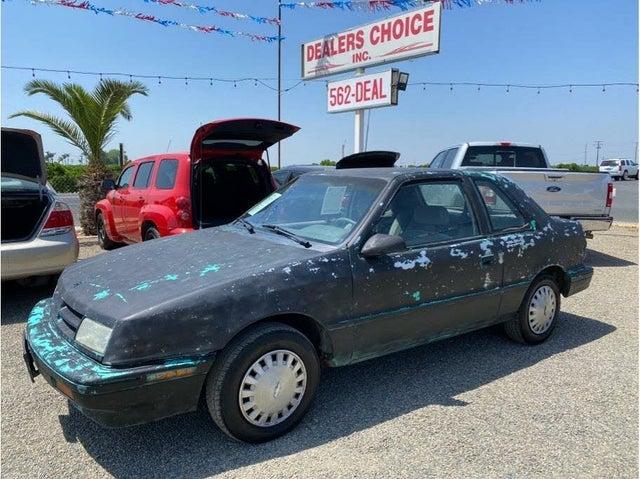 1994 Dodge Shadow 2 Dr STD Hatchback