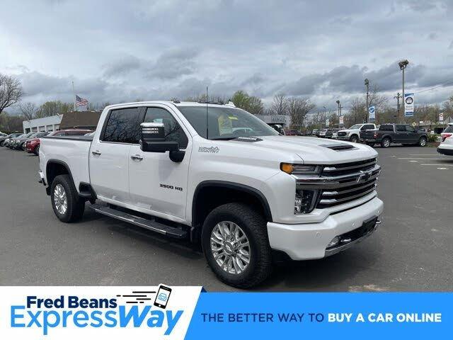 2020 Chevrolet Silverado 3500HD High Country Crew Cab 4WD
