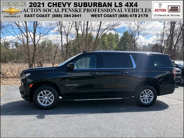 2021 Chevrolet Suburban LS 4WD