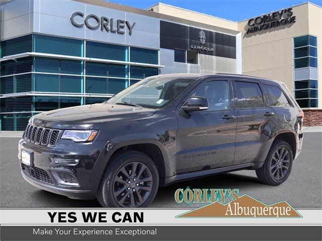 2018 Jeep Grand Cherokee High Altitude 4WD
