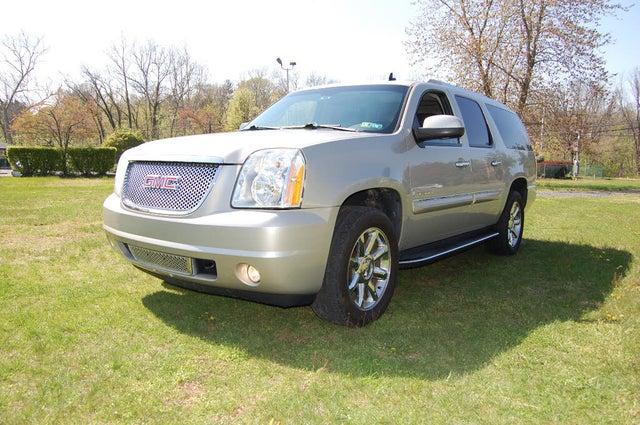 2008 GMC Yukon XL 1500 SLT-2 4WD