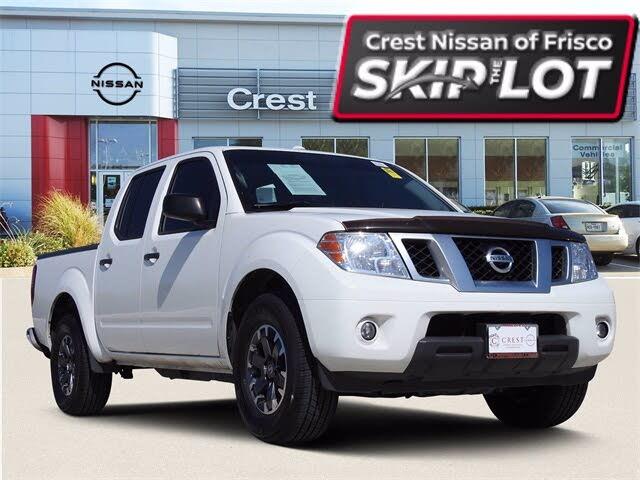 2018 Nissan Frontier Desert Runner Crew Cab