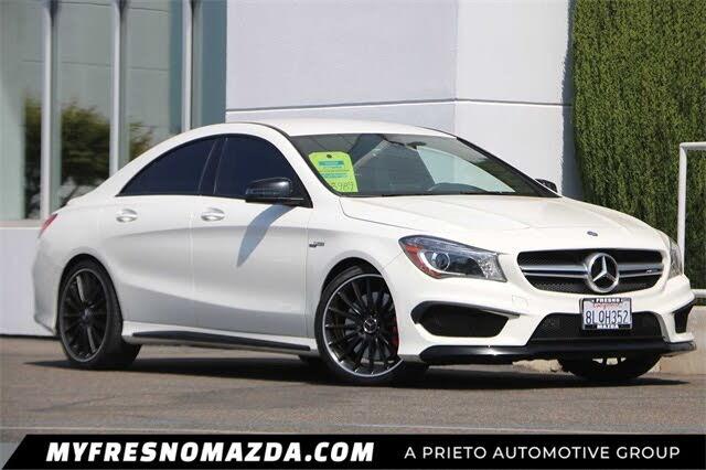 2016 Mercedes-Benz CLA-Class CLA AMG 45