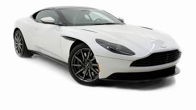 2018 Aston Martin DB11 V8 Coupe RWD