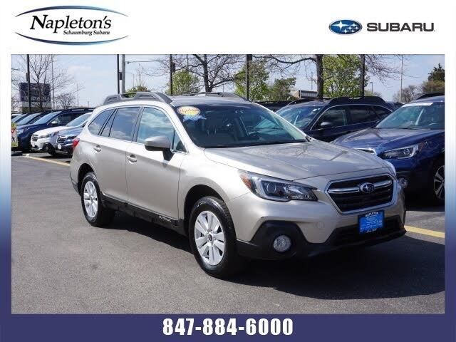 2018 Subaru Outback 2.5i Premium AWD