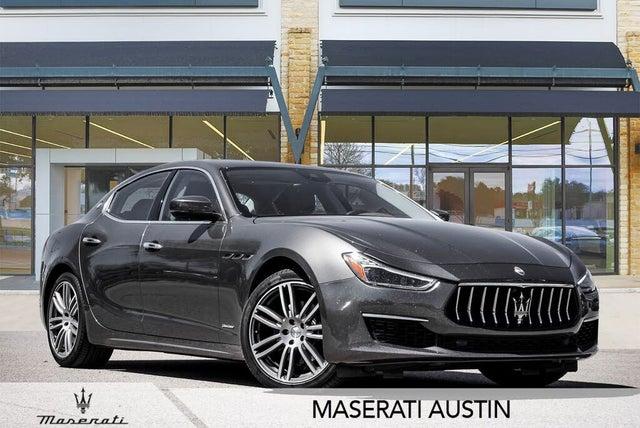 2020 Maserati Ghibli GranLusso 3.0L RWD