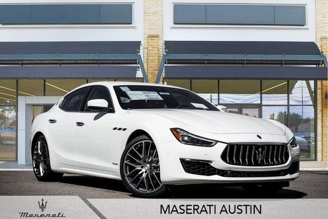 2021 Maserati Ghibli S GranLusso RWD