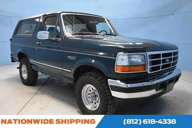 1993 Ford Bronco Eddie Bauer 4WD