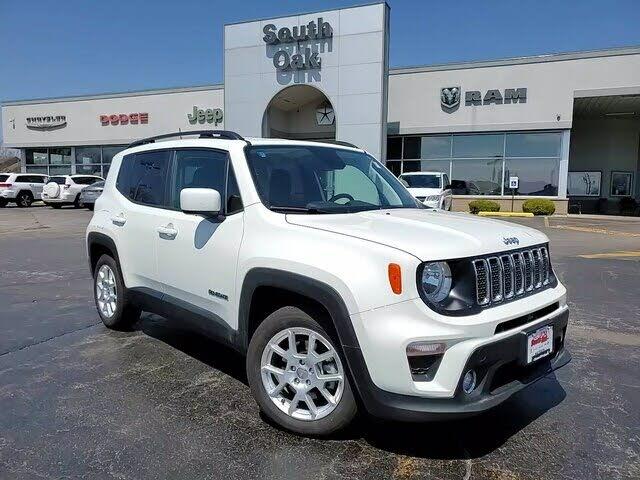 2020 Jeep Renegade Latitude FWD
