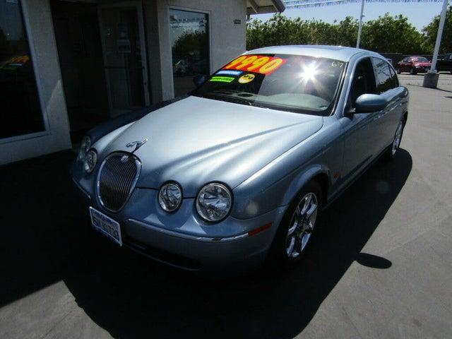 2005 Jaguar S-TYPE 4.2L V8 RWD