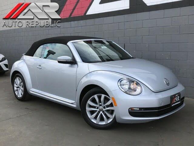 2014 Volkswagen Beetle TDI Convertible