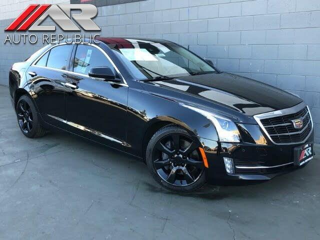2016 Cadillac ATS 2.0T Performance RWD