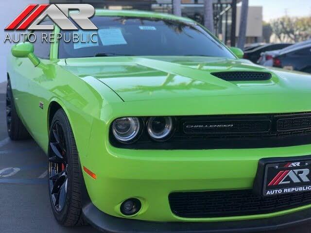 2015 Dodge Challenger SRT 392 RWD