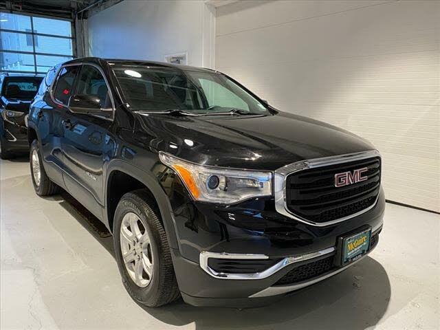 2018 GMC Acadia SLE-1 AWD