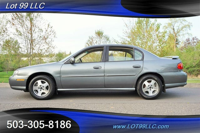 2003 Chevrolet Malibu LS FWD
