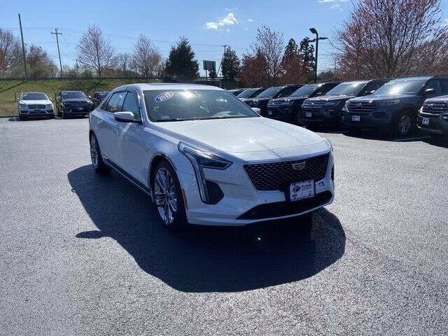 2019 Cadillac CT6 3.6L Premium Luxury AWD
