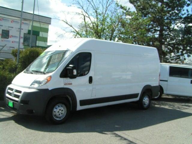 2014 RAM ProMaster 2500 159 High Roof Cargo Van