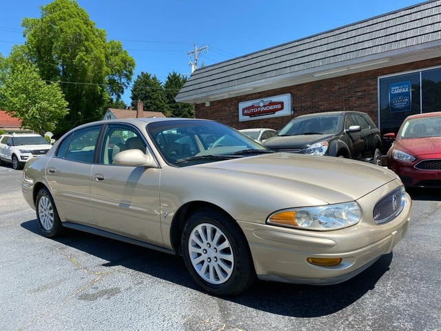 2005 Buick LeSabre Limited Sedan FWD