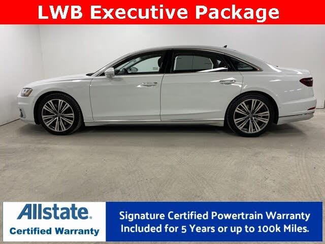 2019 Audi A8 L 4.0T quattro AWD