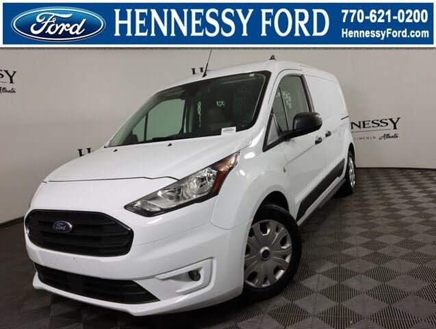 2020 Ford Transit Connect Cargo XLT LWB FWD with Rear Cargo Doors