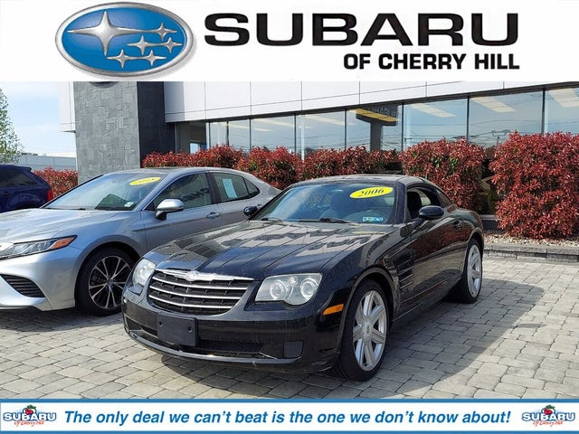 2006 Chrysler Crossfire Coupe RWD