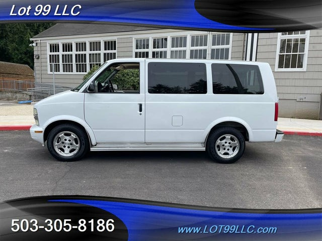 2005 Chevrolet Astro LS Extended RWD