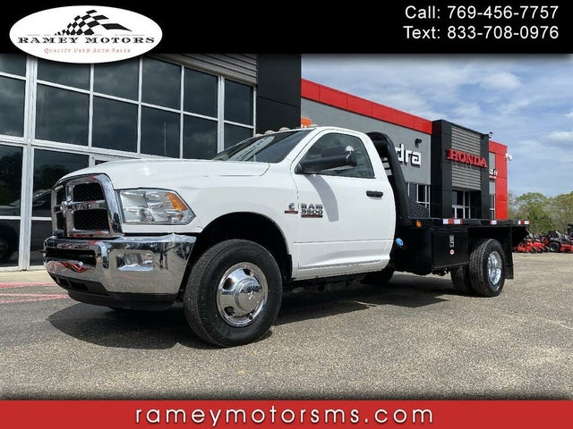2014 RAM 3500 Chassis Tradesman RWD