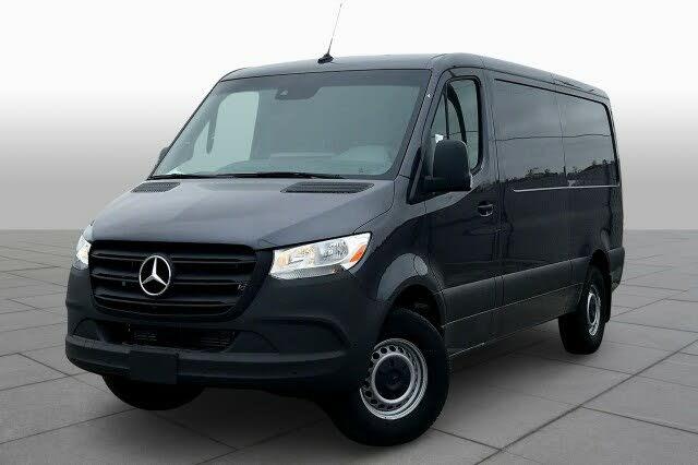 2021 Mercedes-Benz Sprinter Cargo 2500 144 Standard Roof RWD