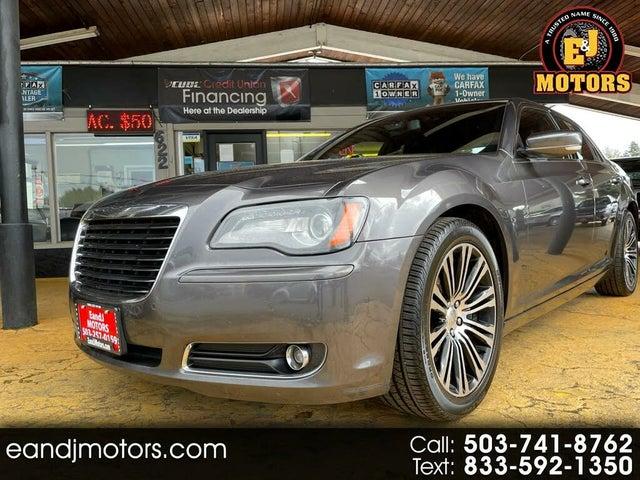 2013 Chrysler 300 S RWD
