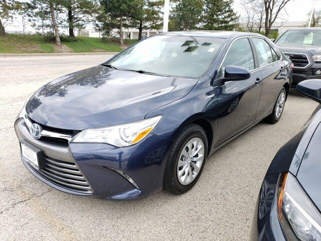 2016 Toyota Camry Hybrid LE FWD